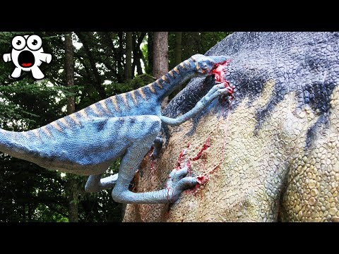 Top 10 Dinosaurs More Lethal Than T-Rex