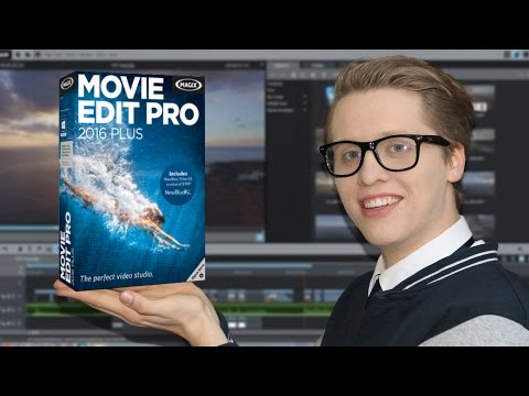 MAGIX Movie Edit Pro 2016 | Basic Editing Functions | Overview