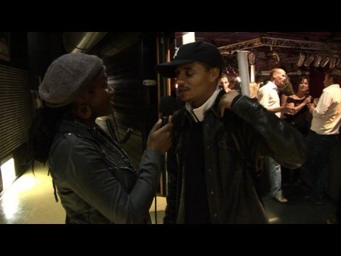 Pure Jazz 2008 - José James interview