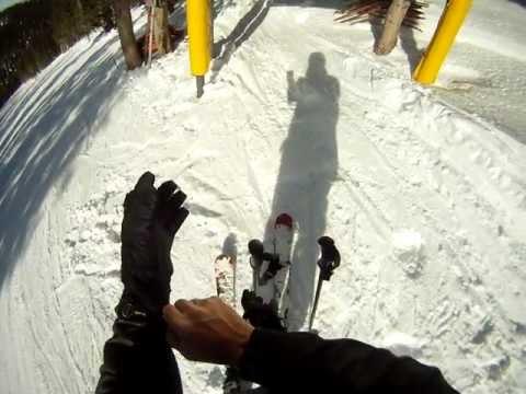 Ski Santa Fe Top to Bar