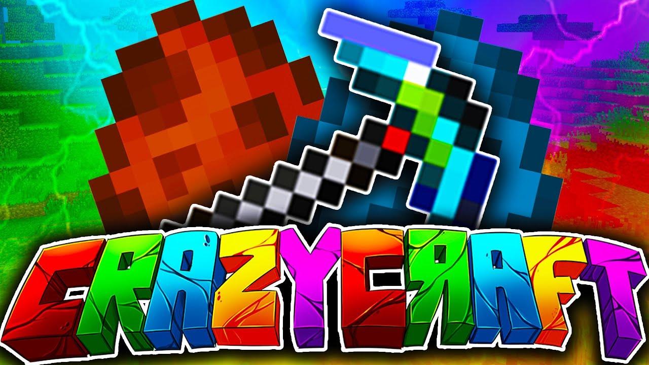 Crazy Craft For Minecraft