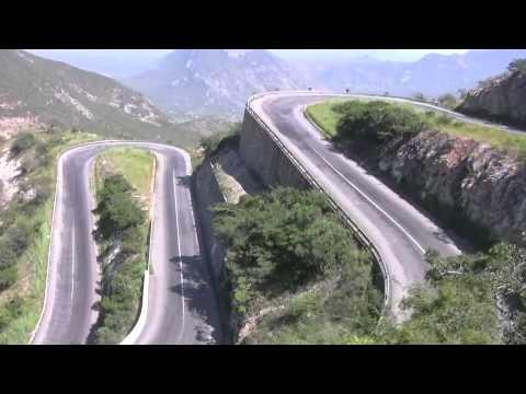 EPF Angola - #10 - Climping up Serra da Leba, Angola