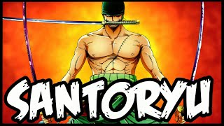 SANTORYU: Zoro's 3 Sword Style Techniques! - One Piece Discussion | Tekking101