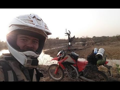 Africa Motorcycle Tour Part 6 - Mali & Burkina Faso