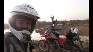 Africa Motorcycle Tour Part 6 - Mali & Burkina Faso
