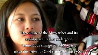 The Beautiful Hill People of Mizoram North East India