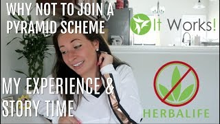 The Truth About ItWorks! Global & Other Pyramid Schemes | MLMs | DO NOT JOIN