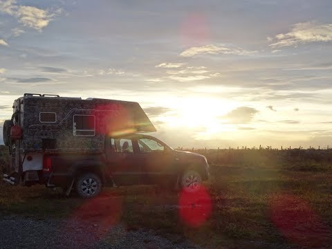 Epic Roadtrip through Argentina & Chile Patagonia 2017/2018 from Ushuaia to Buenos Aires