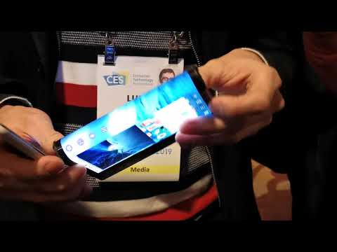 "Royole Flexpai - ""world's first flexible screen phone"""