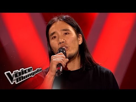 "Amarmend.E - ""Aavdaa"" - Blind Audition - The Voice of Mongolia 2018"
