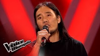 """Amarmend.E - """"Aavdaa"""" - Blind Audition - The Voice of Mongolia 2018"""