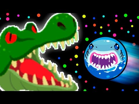 Agario CROCODILE AND VIEWERS DESTROYING SERVERS #LIVE