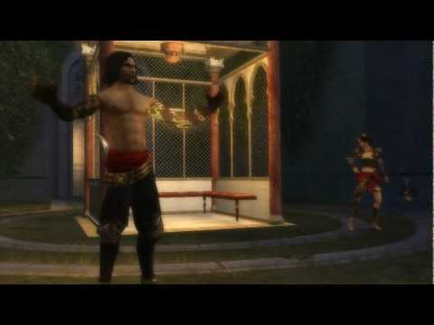 Prince Of Persia T2T Walkthrough Part 32 - The Palace Entrance