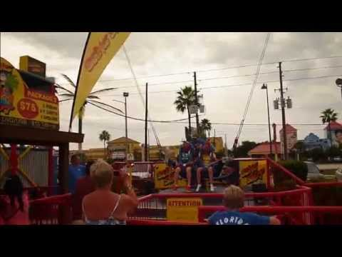 Extreme Rides - Sling Shot - Old Town Kissimmee