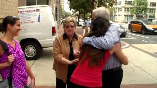 Daughters Surprise Their Dad And Step Mom 2