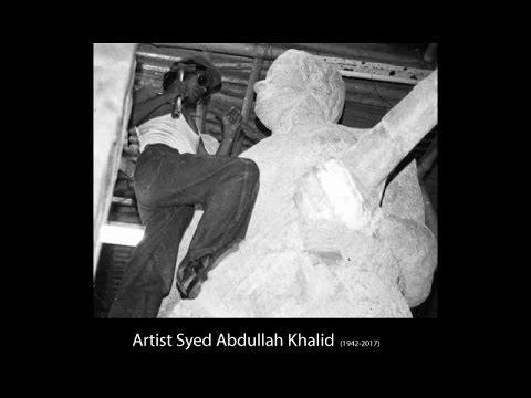 Interview of Mishuk Munir about Syed Abdullah Khalid