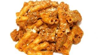 Creamy Tomato Pasta With Sausage