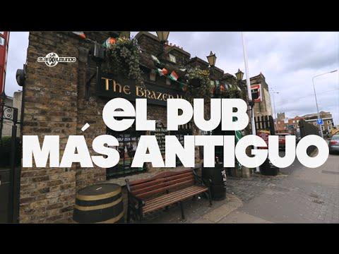 El pub más antiguo de Dublín | Irlanda #2