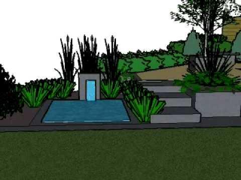 Terrace Garden Design Concept By NSL Design Garden Designer New Designer Gardens Concept