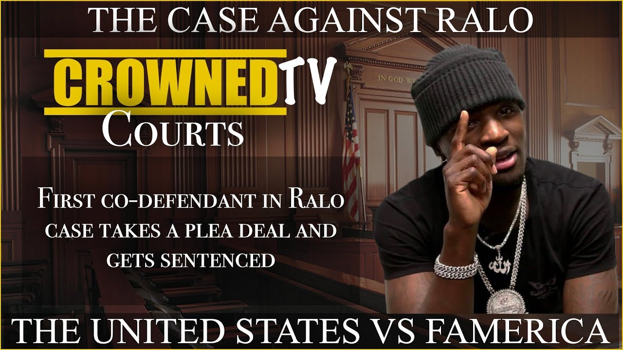 First co-defendant in Ralo case takes plea deal
