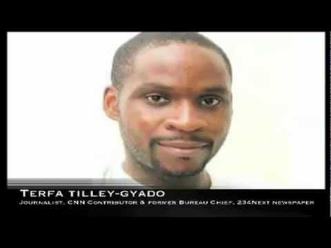 Terfa Tilley-Gyado on SaharaTV