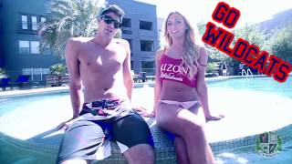 University of Arizona Pool Party - Ultimate College