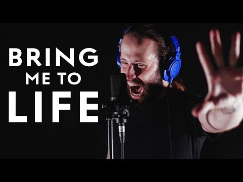 Bring Me To Life - Evanescence (Cover by Jonathan Young)