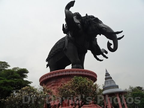 3 Headed Elephant temple (Erawan Museum)