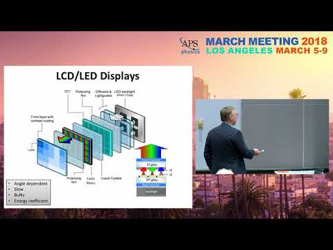 How Organic Light Emitting Diodes Revolutionized Displays: Stephen Forrest