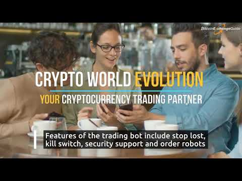 Crypto World Evolution: Real Bitcoin Trading Bot Software MLM?