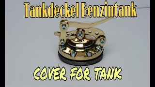 Tankdeckel Benzintank Harley Choper DNEPR MT URAL M72 BMW K750 cover for tank
