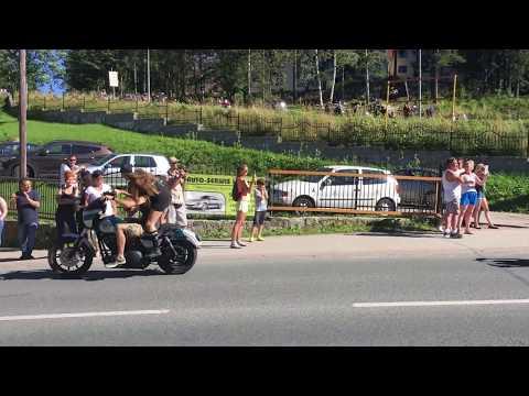 Polish Bike Week 2017 - Harley Davidson Parada Parade
