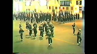 navy graduation rtc great lakes il 28 nov 1986 drill team company 939