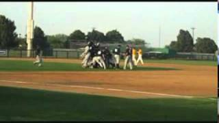 Southeastern Oklahoma State Baseball 2011 LSC Champs
