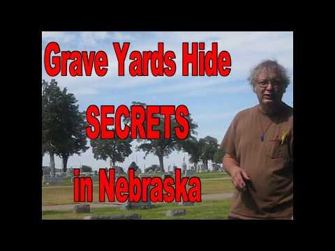 Grave Yards Hide Many Secrets in Nebraska