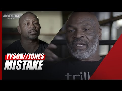 EPIC: Boxer ROY JONES JR seems CONCERN ahead of his mega fight with Boxing legend MIKE TYSON