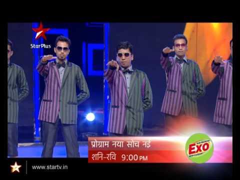 Chaavatgiri on India's Dancing Superstar