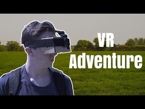 Virtual Reality Adventure!