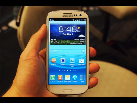 Retrieve Deleted Contacts From Samsung Galaxy S3 – Android Contacts Recovery