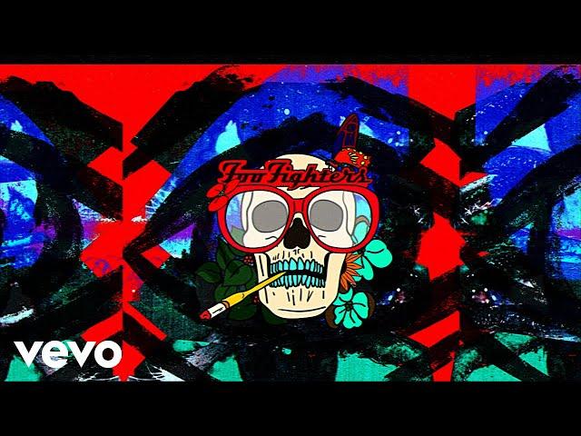 Foo Fighters - Medicine At Midnight (Visualizer)