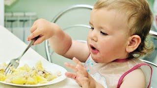 Питание ребенка в 2 года. Что кушает Даша?