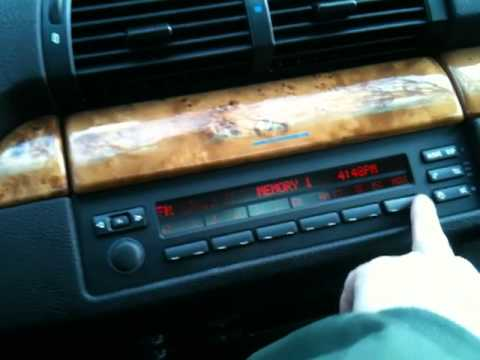 E53 ipod aux mod from scratch