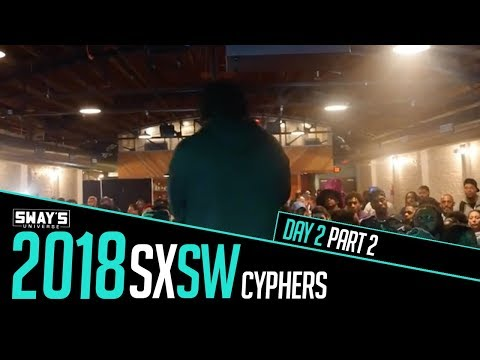 Sway In The Morning 2018 SXSW Cypher Day 2 Part 2