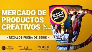 Mercado de Productos Creativos: 6º edición