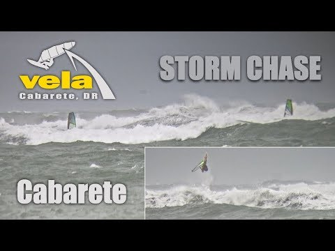 Cabarete Windsurfing STORM CHASE 4.2m 15-45 knots