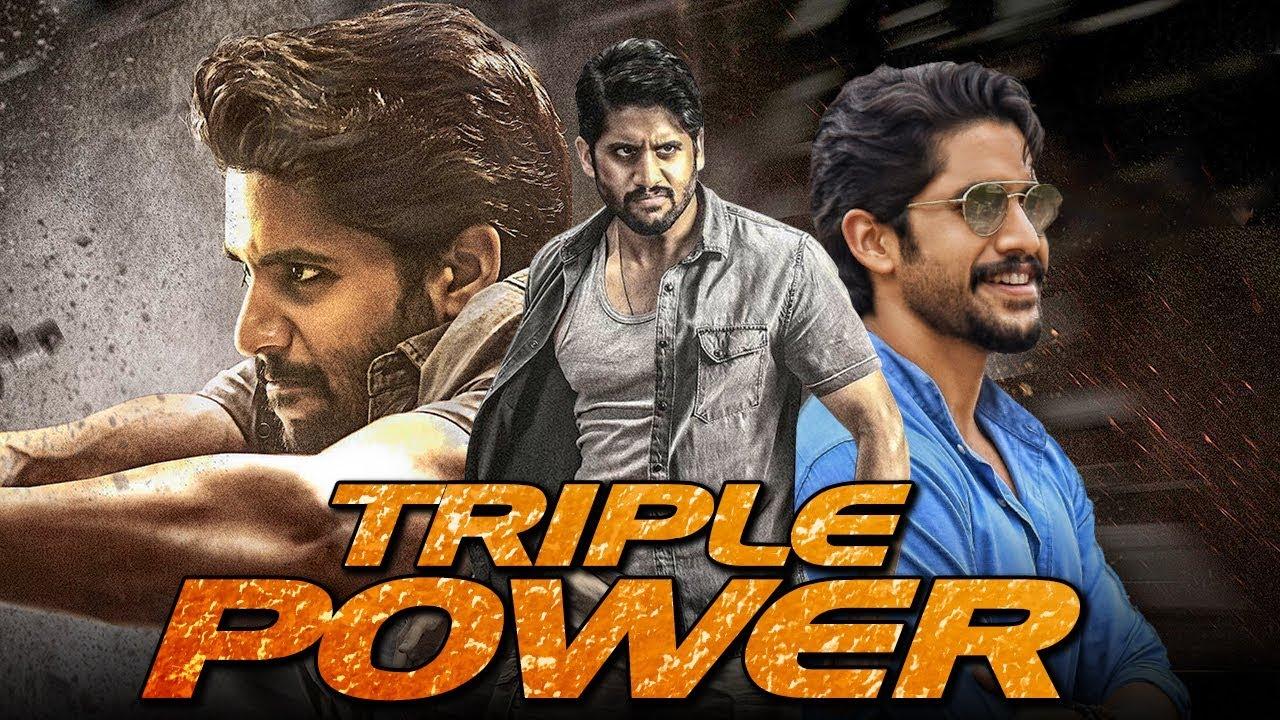Triple Power (2019) Telugu Hindi Dubbed Full Movie   Naga ...