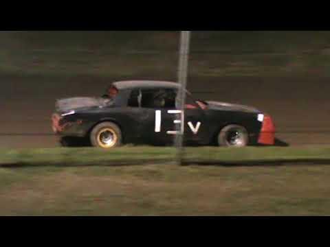 Factory Stock Heat Race Humboldt Speedway 8/25/17