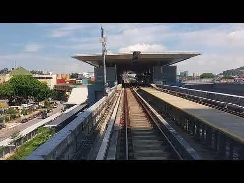 [MRT Malaysia] SBK Line - Siemens Inspiro Ride From Maluri To Sungai Jernih
