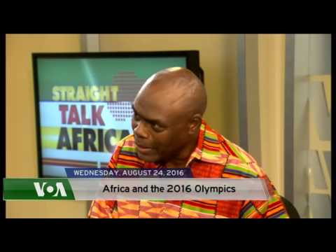 African Athletes at the Rio Olympics - Straight Talk Africa