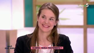 Eczéma Allô Docteur France 5 Novembre 2018